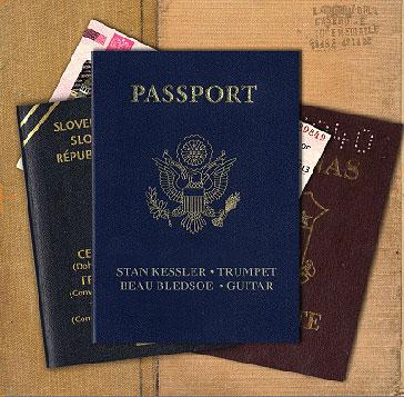 Stanton Kessler - Passport